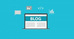 How to create a blog site